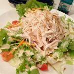 むね肉サラダ1